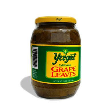 Yergat California Grape Leaves