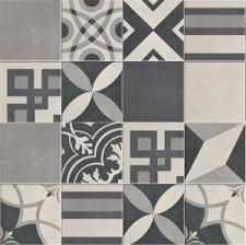 carrelage imitation carreaux de ciment style ancien pour le sol