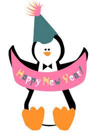 Cute New Year Clipart