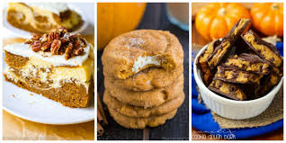 Pumpkin Desserts Easy Healthy by 50 Easy Pumpkin Dessert Recipes Sweet Fall Pumpkin Desserts