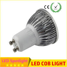 led cob spotlight bulbs gu10 b22 e27 e14 6w 9w 12w ls bright