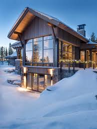 100 Mountain House Designs Breathtaking Mountain Modern Home Deep In The Montana Forest Next