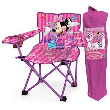 amazon com minnie mouse bow tique folding c chair toys games