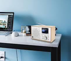 dual dab radio mit bluetooth dcr100