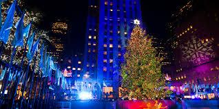 Slimline Christmas Tree Asda by Christmas Tree Nyc 2014 Rainforest Islands Ferry