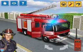 Fire Truck Games Play, Truck Videos For Kids | Trucks Accessories ...
