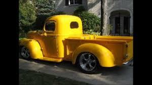 100 1946 International Truck Harvester Pick Up YouTube