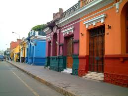 100 Houses For Sale In Lima Peru Wonderful Colourful Painted Houses In The Barranco District