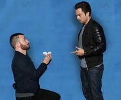 Chris Evans Sebastian Stan Wallpaper Containing A Well Dressed Person Entitled And