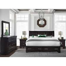 Norwood 5 piece Queen Bedroom Set