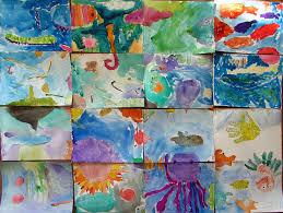 Fun Mural Painting Art Lesson