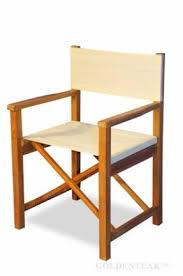 Professional Tall Folding Directors Chair by Professional Tall Folding Directors Chair Wholesale Embroidered