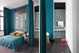 bleu chambre chambre bleu canard salle bain déco