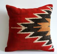 Wicked & Weird: Sukan Kilim Pillows   Native American Home ... Cool Collaboration Jenni Kayne X Pottery Barn Kids The Hive Best 25 Kilim Pillows Ideas On Pinterest Cushions Kilims Barn Wall Art Rug Instarugsus Turkish Pillow And Olive Jars No Minimalist Here Cozy Cottage Living Room Wall To Bookshelves Pottery Potterybarn Pillows Ebth Unique Common Ground Decorating With And Rugs 15 Beautiful Home Products In Marsala Pantones 2015 Color Of Cowhide Rug Jute Layered Rugs Boho Modern Rustic Home Decor Wood Chain Object Iron