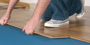 Laminate Flooring With Pre Attached Underlayment by Underlayment Makes Laminate Floors Better Quick U2022step Style