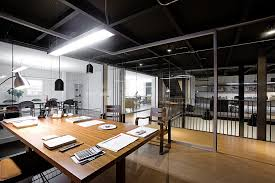 View In Gallery Gorgeous Production Studio And Office Space With Indutrial Style