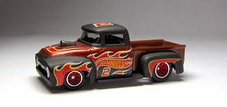 First Look: Hot Wheels Custom '56 Ford Truck Kmart Mail In Exclusive ... 56fordtruckf100evestiwell8 Total Cost Involved Hot Wheels 100 Moon Equipped Truck Set Feat Custom 56 Ford Wheelswapped Truck Album On Imgur 31956 F100 Archives 2017 K Case 215 Youtube Hauler Great Project Automotive Pinterest 1956 Street Rod Pickup Ford Keda Dye Chassis Network F150 Mickey Thompson Tires Truckin Magazine Image Hw Custom56fordtruck Redline 01 Dscf6886jpg
