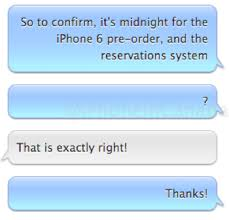 Canada iPhone 6 Pre Orders Start at 12 01AM PDT with Reserve and