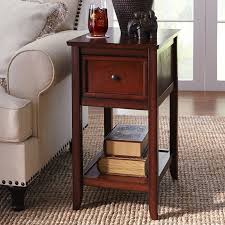 Pier One Sofa Table by Ashington Mahogany Brown End Table Pier 1 Imports
