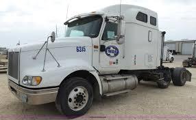 2007 International 9400i Semi Truck   Item K5772   SOLD! Mar...