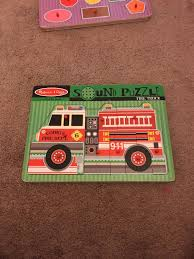 100 Melissa And Doug Fire Truck Puzzle Best Truck Sound For Sale In