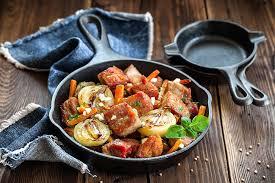 cuisiner lentilles s hes recette mignon de porc aux carottes et cumin