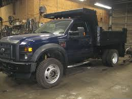 100 Ford F450 Dump Truck 2008 FORD 4X4 DUMP TRUCK FOR SALE 608806