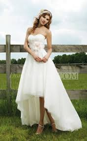 Country Style Wedding Dresses Inspirational Design 13