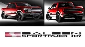 Watch Saleen Unveil Tuned Sportruck XR With Up To 700 HP