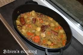 potée au chou vert frisé bibica s cooking