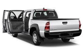 Toyota TACOMA Regular Cab AT 2012 - International Price & Overview