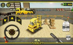 100 3d Tow Truck Games Forklift Simulator 3D By Ultra Mad Entertainers Simulation