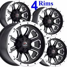 100 Rims Truck MINI TRUCK RIMs WHEELs You Get FOUR 12x7 4115 43 Forged Aluminum