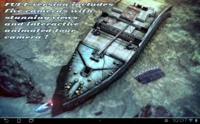 Minecraft Titanic Sinking Animation by Titanic 3d Free Live Wallpaper Android Apps On Google Play