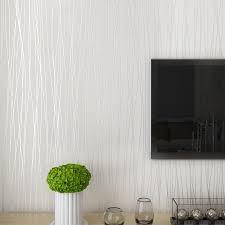 heißer verkauf schöne reflektierende glitter streifen tapete moderne elegante solid wohnzimmer 3d tapeten grau rosa weiß ez002