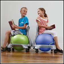 gaiam balance ball chair replacement ball chair home furniture