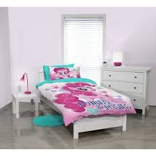 My Little Pony Bed Set by My Little Pony 180tc Quilt Cover Set Single Big W