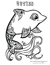 Full Image For Cute Coloring Book Pages Sheets Animal