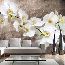 fototapete weisse orchidee 200x154 cm