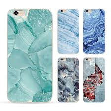 Marble Stone image Painted Phone Case Coque For Apple Iphone 5 5S