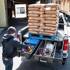 100 Truck Bed Vault DECKED Storage Organizers And Cargo Van Storage Systems