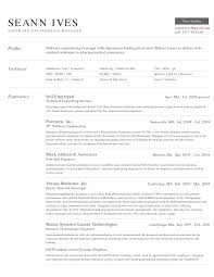 Job Wining Software Engineering Manager Resume Sample And Examples