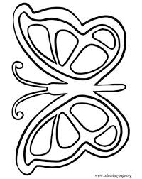 More Images Of Coloring Book Butterfly
