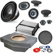 JL Audio For Dodge Ram Quad/Crew Cab 10