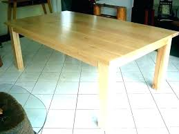 Maple Dining Set Solid Tables Room Table