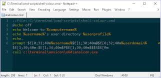 Make The Windows Command Prompt Linux Like The Developers Tidbits