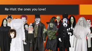 Spirit Halloween Animatronics 2015 by The Gemmy Halloween Archive