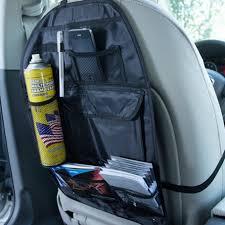 100 Car Seat In Truck High Capacity Auto Organizer Holder Multi Pocket Travel Storage Bag Hanger Vehicle Backseat Organizing Box Back Organizer Behind