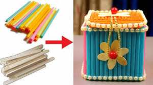 How To Make Jewellery Box At Home With Waste Material
