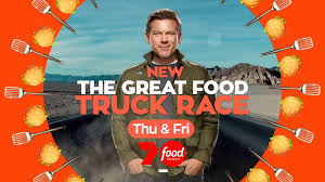 100 Great Food Truck Race Full Episodes The 7plus TV